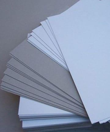 Duplex paper
